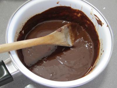 Tarte au chocolat - 8.4
