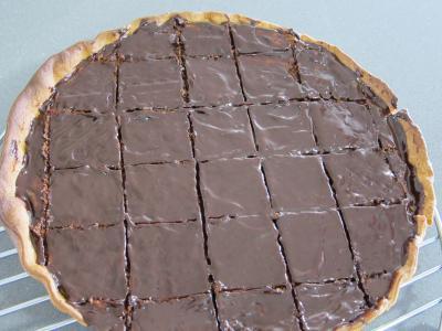 Tarte au chocolat - 9.2