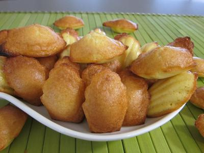 Photo : Madeleines de Commercy