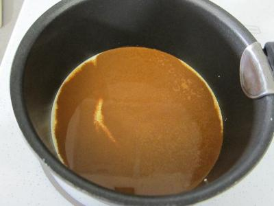 Charlotte café chocolat au pralin - 1.2