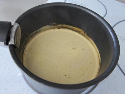 Charlotte café chocolat au pralin - 1.4
