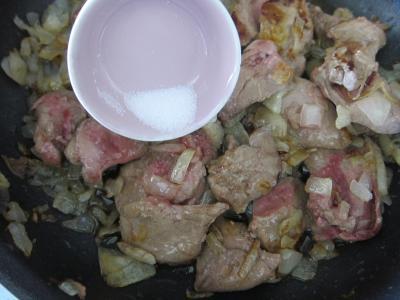 Hachis de foie de poulet à la juive - 4.1