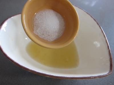 Orange en salade à l'eau de fleur d'oranger - 4.4
