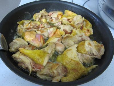 Risotto au poulet - 6.3