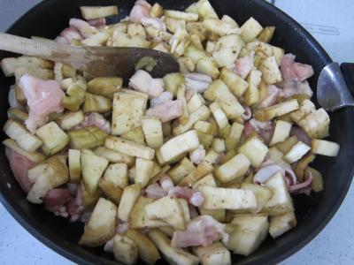 Risotto à la saumonette et encornet - 8.2