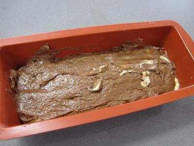 Gâteau marbré au chocolat - 8.1