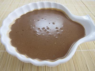 Île flottante au chocolat - 12.1