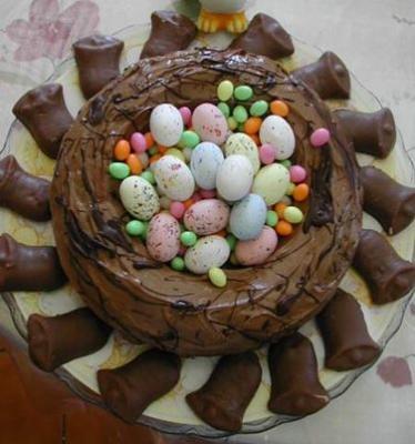 Recette Nid de Pâques