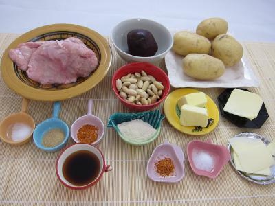 Ingrédients pour la recette : Ris de veau aux amandes