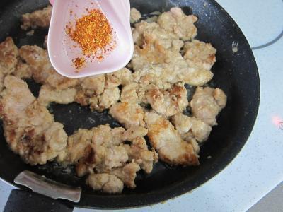 Ris de veau aux amandes - 5.2