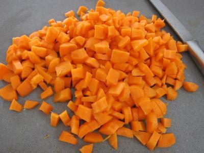 Cabillaud aux cacahuètes et aux légumes - 4.2