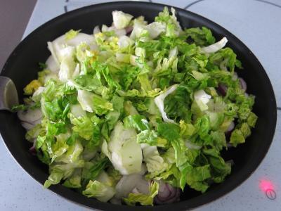 Cabillaud aux cacahuètes et aux légumes - 5.3