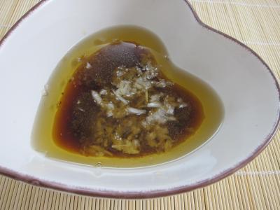 Vinaigrette à la sauce soja - 3.2