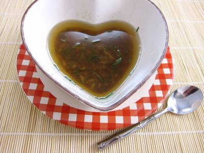 Vinaigrette à la sauce soja - 3.4
