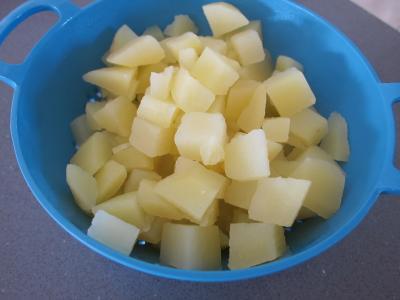 Salade et sauce au parfum de Russie - 4.3