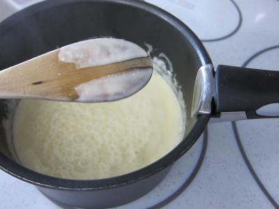 Blinis au saumon fumé façon Russe - 2.4