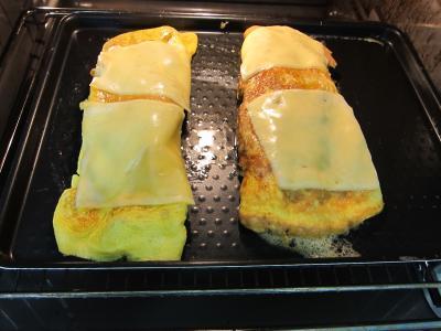 Omelettes aux carottes et aux légumes - 10.3