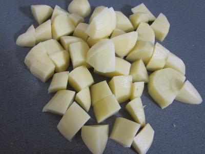 Mâche en velouté et sa gaufrette à la mozzarella - 2.4