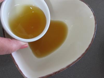Coquelets au miel et aux pommes caramélisées et aux asperges - 4.2