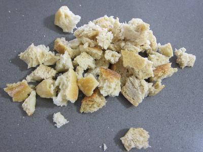 Coquelets au miel et aux pommes caramélisées et aux asperges - 3.4