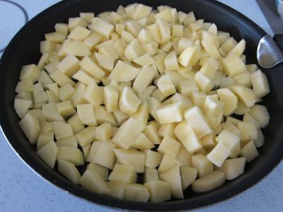 Miel aux pommes de terre et au boudin - 3.2