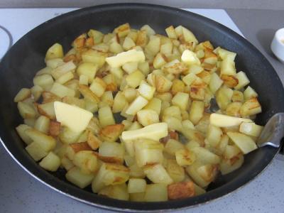 Miel aux pommes de terre et au boudin - 4.1