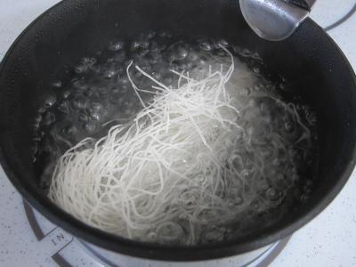 Vermicelle de riz et crevettes en salade - 3.1