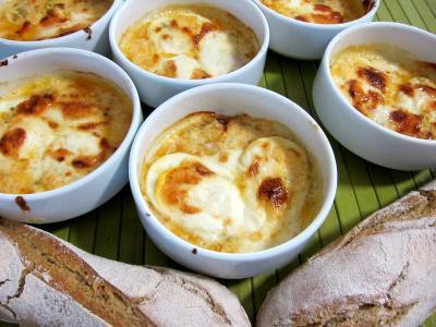 Cassolette de fromage Selles sur Cher - 7.2