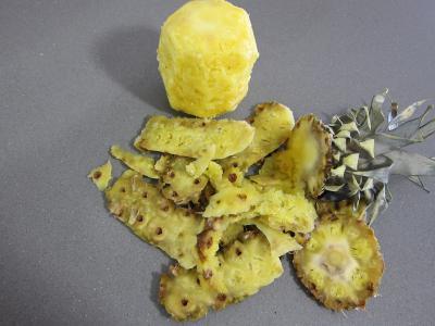Blancs de dinde à l'ananas - 4.2