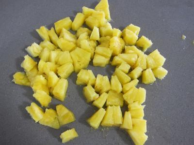 Blancs de dinde à l'ananas - 4.4