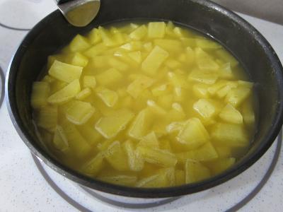 Patates douces au citron vert - 4.2