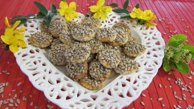 Recette Pâte brisée aux graines de tournesol