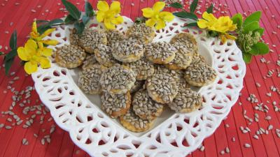 Canapés aux graines de tournesol - 6.2