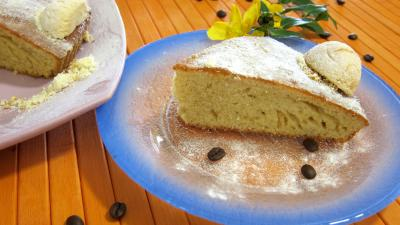 Biscuit italien avec amaretti et café - 7.2
