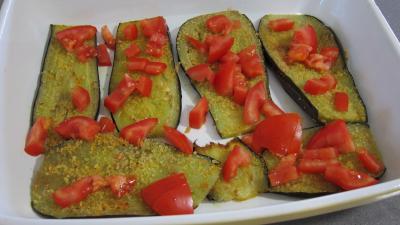 Aubergines à la mozzarella façon italienne - 5.2