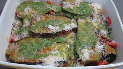 Aubergines à la mozzarella façon italienne - 6.3