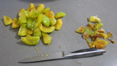 Confiture de prunes blanches - 2.4