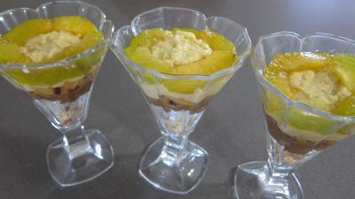 Trifles aux prunes et graines de tournesol - 4.1