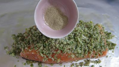 Papillotes de pavés de saumon - 5.2