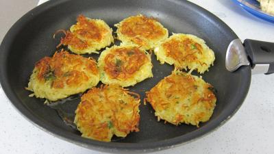 Paillassons de pommes de terre - 6.2