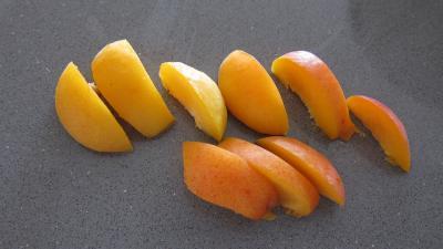 Confiture d'abricots au parfum de noix de coco - 1.3