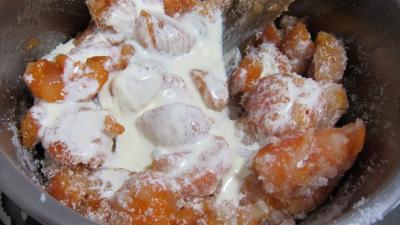 Confiture d'abricots au parfum de noix de coco - 3.1