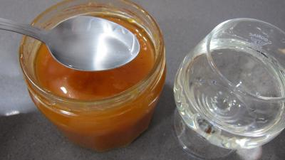 Confiture d'abricots au parfum de noix de coco - 7.3