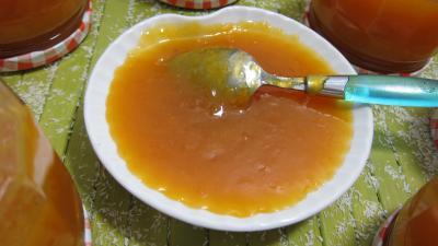Confiture d'abricots au parfum de noix de coco - 8.2
