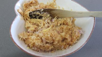 Röstis de pommes de terre au jambon de Parme - 4.2