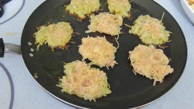 Röstis de pommes de terre au jambon de Parme - 5.1