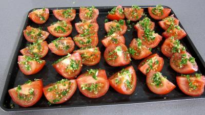 Antipastis à la tomate - 3.4