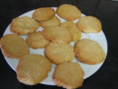 Cookies à la noix de coco - 6.3
