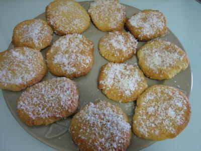 Cookies à la noix de coco - 7.2