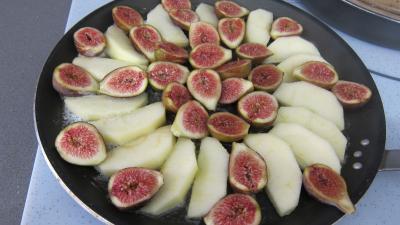 Compotée de chou aux figues et aux pommes - 8.3
